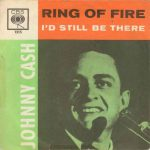 Johnny Cash, Ring Of Fire, paroles