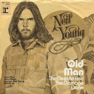 neil young old man song