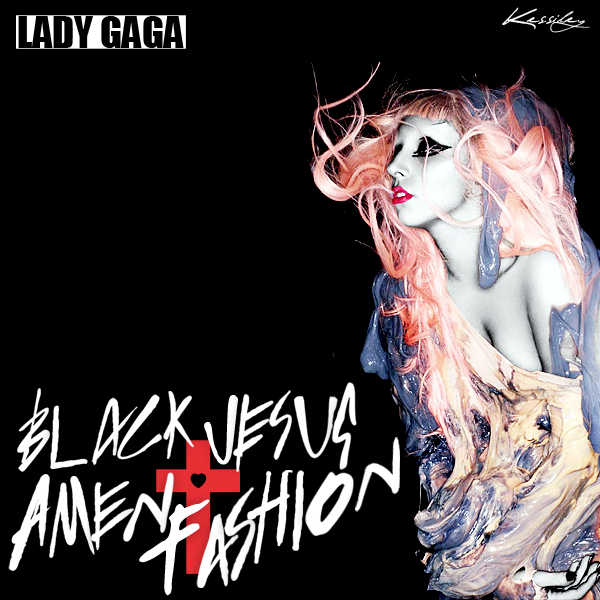 Lady gaga black jesus explication clip mp3