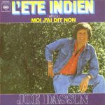 Joe Dassin, L'été indien, paroles