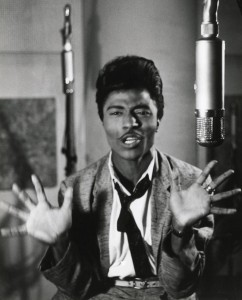 Little Richard en 1957, prince du rock'n'roll.