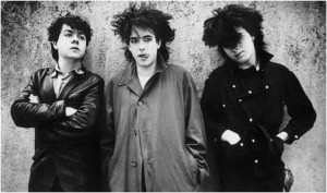 The Cure, 1979.