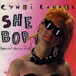 Cyndi Lauper, She Bop, paroles