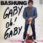 Alain Bashung, Gaby oh Gaby, paroles