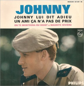 Johnny lui dit adieu, 1965