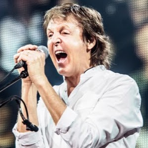 Paul McCartney screaming