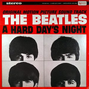The Beatles - Hard days night