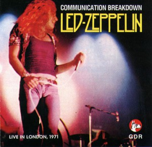 Communication Breakdown - Led Zeppelin
