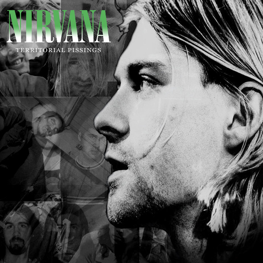 Teritorial pissing by nirvana